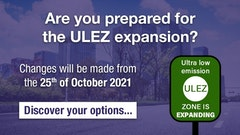 Are you prepared for the ULEZ Expansion?