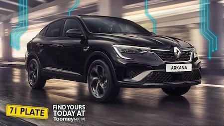 The All New Renault Arkana