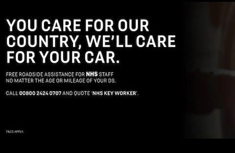 FREE NHS Roadside Assistance