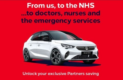 Emergency Services Partners Offer